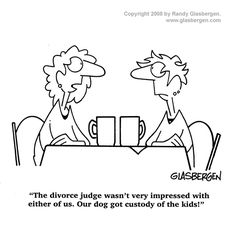 Marriage battle humor about divorce, custody, custody battle, divorce c Marriage Humor, Divorce Humor, Divorce Quotes, Dating Quotes, Law School Humor, Lawyer Humor, Legal Humor, Divorce Court, Funny Quotes