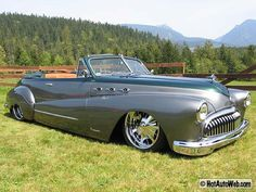1948 Buick Road Master Convertible Over 100 Different  Classic Cars.   http://www.pinterest.com/njestates1/classic-cars/    Thanks To http://www.njestates.net/real-estate/nj/listings