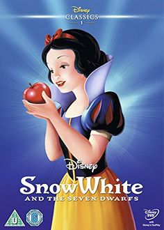 Shop for Snow White And The Seven Dwarfs [dvd]. Starting from Choose from the 9 best options & compare live & historic dvd prices. Cinderella Disney, Disney Dvd, Disney Movies To Watch, Disney On Ice, Disney Memes, Snow White Dvd, Snow White 1937, Snow White Seven Dwarfs, Disney Princess Snow White