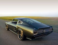 1967 Mustang Reactor - Ringbrothers
