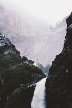 waterfall wanderlust
