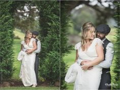 Tara & Daniel's Vintage-Rustic DIY Country Wedding by Chalk and Cheese Photography (www.chalkandcheesephotography.com)