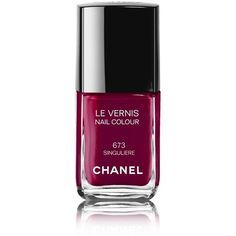 CHANEL LE VERNIS Nail Colour (580 MXN) ❤ liked on Polyvore featuring beauty products, nail care, nail polish, nails, makeup, beauty, cosmetics, chanel nail polish, chanel nail color and chanel nail colour