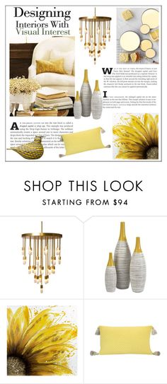 """""""Daisy and Grouse"""" by pat912 ❤ liked on Polyvore featuring interior, interiors, interior design, home, home decor, interior decorating, Emporium Home, Dot & Bo, Johanna Howard and iittala"""