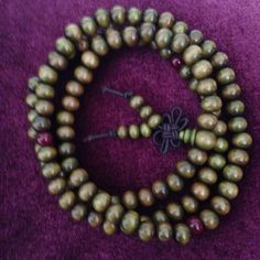 Sandalwood Buddha Meditation 6mm Prayer Beads Bracelet Free Shipping by Chasingdreams97 on Etsy