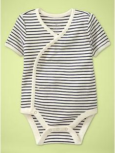 V-neck bodysuit- comes completely unsnapped to lay flat