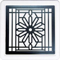 Rookery Balustrade - Frank Lloyd Wright
