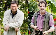 Alan Titchmarsh has trumped Monty Don in the ratings battle of the television   gardeners.