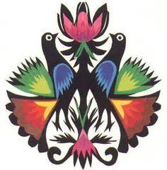 Polish Folk Art Patterns