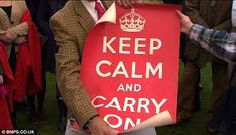 Image result for vintage keep calm and carry on union jack world war 2