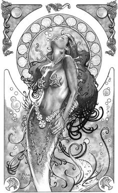"""Mermaiden"" by Tom Fleming"
