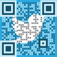 QR Code scan me y se parte de nuestro Time line en Twiiter #SomosTurismo