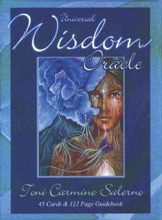 Wisdom Oracle - Tony Carmine Salerno