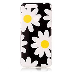 Coque Huawei Honor 8 - Motif Marguerite
