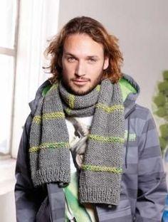 erkek örgü atkı modelleri – ModAntre   Moda seni yaratmasın, sen modayı yarat…