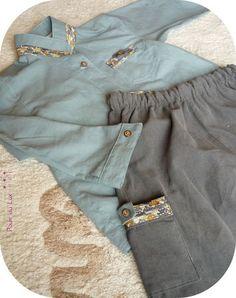 Chemise et pantalon - Makié