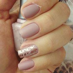 Nude nails Nail Art Nail Design