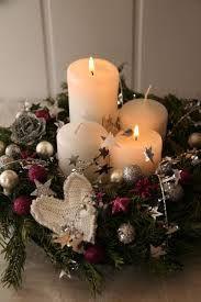 Výsledek obrázku pro vánoční věnec na stůl