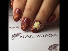 Топ идей новинки дизайна ногтей))) Top ideas of new nail design!льм - YouTube
