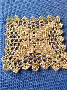 carpetas tejidas crochet | Aprender manualidades es facilisimo.