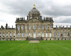 Castle Howard - Stately Home in England