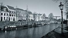 De Brede Haven van Den Bosch - Dieze 's-Hertogenbosch. www.jaspervandegeinfotografie.nl