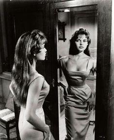 Brigitte Bardot 1955...