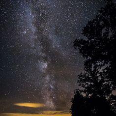 Interesting one by astrophotography_today #astrophotography #contratahotel (o) http://ift.tt/1PLEE2T #space #sparetime #fun #science #canon  #canonusa #stars #nebula #starryskies #astronomy #astro #beautiful #naturelovers #dark #nightphotography #nighttime #canyon #longexposure #longexposureoftheday #instagram #insane #nature #dark #night