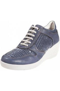 Zapatillas deportivas mujer - Stonefly EBONY Zapatillas blue
