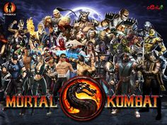 Mortal Kombat All Characters | Mortal Kombat thread.