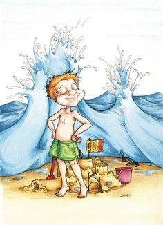 illustrated by amanda