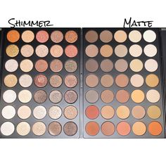 morphe 35O shimmer & matte palette photo by ERICA|GAMBY •