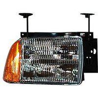 Cheap TYC 20-5091-00 Chevrolet Blazer Passenger Side Headlight Assembly sale