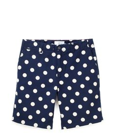 Jack Spade | Busby Dot Shorts (i need polka dot shorts fo 'sho)