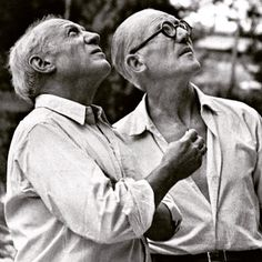 Picasso and Le Corbusier