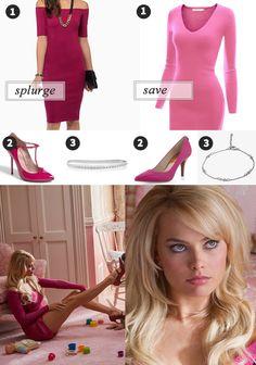 Naomi Lapaglia's/Margot Robbie Outfits Inspiration: Wolf of Wall Street http://www.pixelxo.com/?p=1103