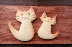猫の親子クッキー型セット - spoonful web shop