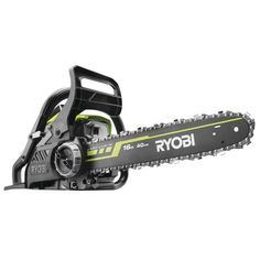 Ryobi Petrol Chainsaws for sale Petrol Chainsaw, Gas Chainsaw, Tools And Equipment, Outdoor Power Equipment, Ryobi Cordless Tools, Hedge Cutter, Chainsaws For Sale, Power Saw, Cordless Chainsaw