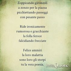 Lo Zoppo  #poesia #poem #poetry #pensieri #parole
