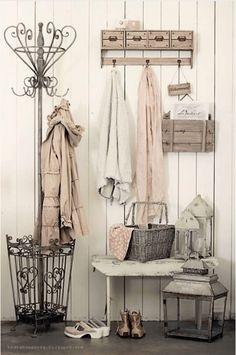 Trasforma la tua abitazione con le cose per la casa, ma sempre in stile shabby…