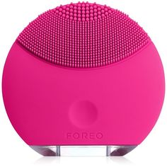 Foreo Luna mini (125 CAD) ❤ liked on Polyvore featuring beauty products and magenta