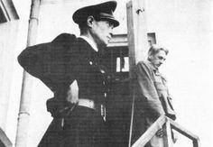The executor of Karl Hermann Frank. Prague, 22.05.1946