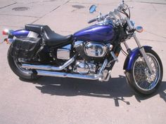 saddle bags for a 2003 honda shadow 750   2003 HONDA SHADOW SPIRIT 750