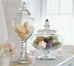 Fürdőszobai dekoráció