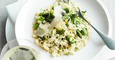 A risotto that's not only delicious but simple, quick to prepare.