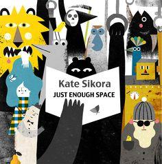 Philip Giordano - Cover for Kate Sikora.