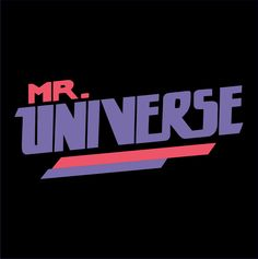"Steven Universe ""Mr Universe"" T-Shirt"