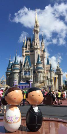 Lua de Mel na Disney