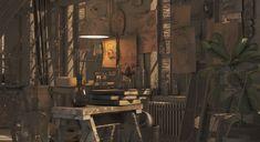 Pottery Workshop, Artwork, Furniture, Home Decor, Work Of Art, Decoration Home, Auguste Rodin Artwork, Room Decor, Artworks
