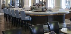 The Northall Bar, Corinthia Hotel, London {Where Ashleigh meets Liam for the first time}